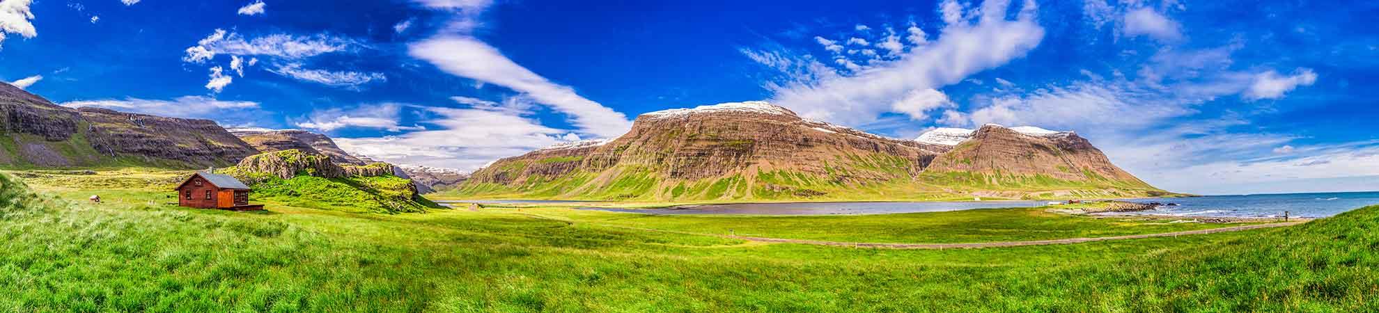 Séjour en Islande