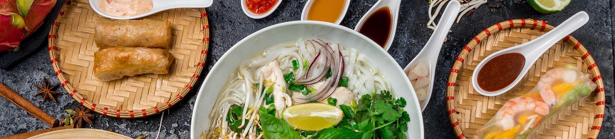 Spécialités culinaires Vietnam