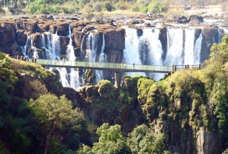 Trésors d'Afrique du Sud & Chutes Victoria