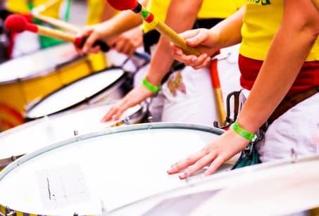 Argentine - Brésil : Du Tango à la Samba