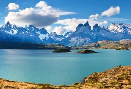 Argentine, Chili, Intense Patagonie
