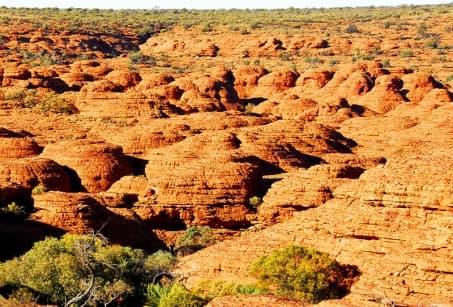 L'Australie, de l'ocre à l'azur