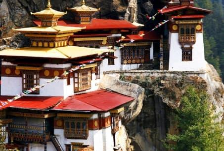 Bhoutan : Découverte du pays des Dzongs