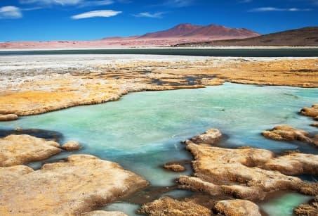 Bolivie : Etendues sauvages de l'Altiplano