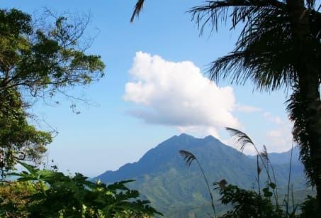 Malaisie : Du Haut du Mont Kinabalu