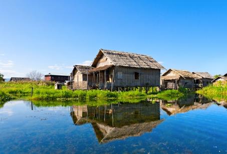 Au fil de l'Irrawaddy