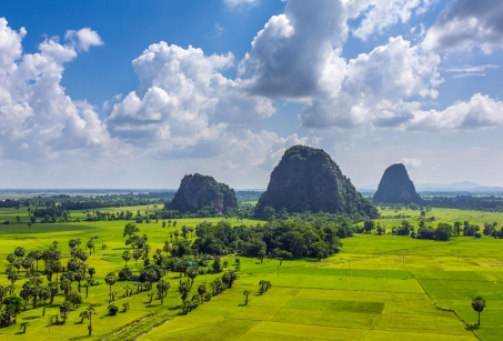 De Mandalay à Moulmein