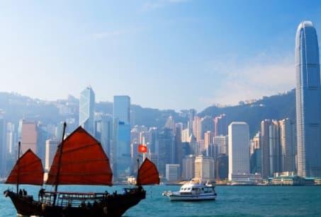 Hong Kong d'une rive à l'autre