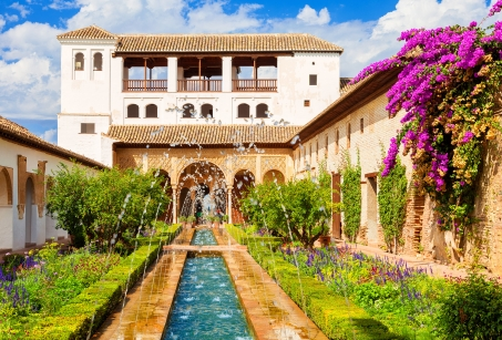 Sur les routes d'Andalousie