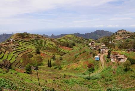 Randonnées et vie locale à Santo Antao