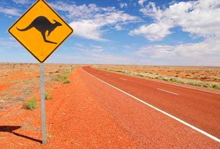 Premiers pas en Australie en liberté