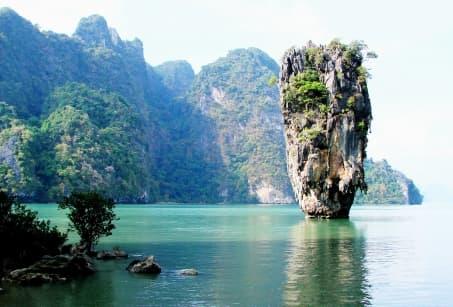 Une aventure Thaïlandaise