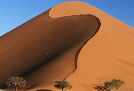 Namibie : Dunes rouge à l'infini !