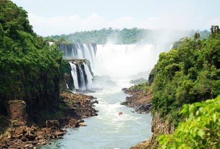 Iguaçu, le chant des eaux