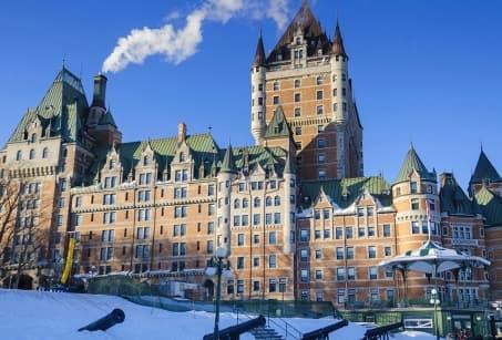 Québec et Montréal en duo