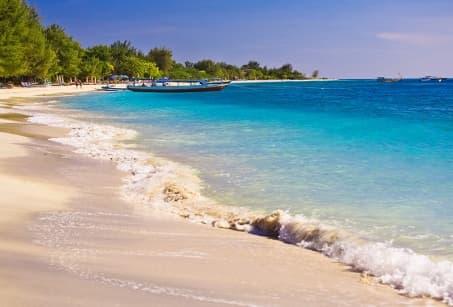 Plages de Bali et des îles Gili