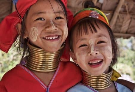 A la Rencontre des ethnies des montagnes Shan
