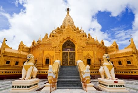 La Birmanie, de temples en villages