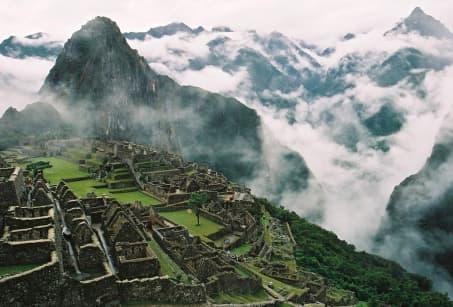 Le Pérou : entre ciel, terre et mer