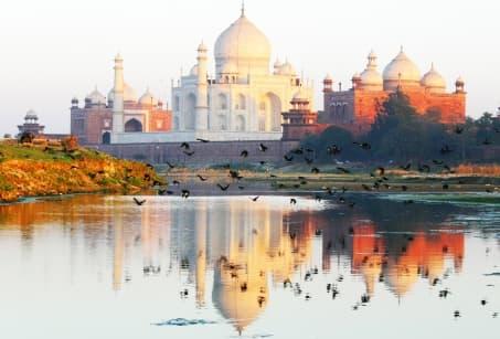 Mon palais en Inde