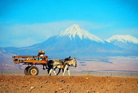 Combiné Chili et Bolivie : déserts ocre, déserts blancs