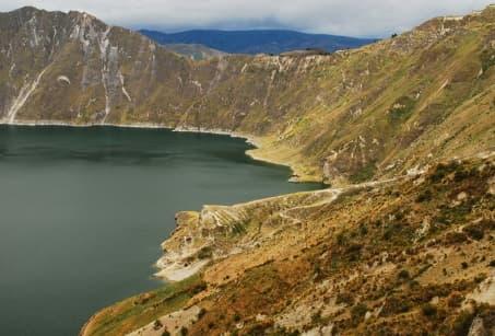 Equateur, terre de volcans