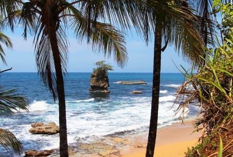 Extension : Plage de Guachalito, Côte Pacifique