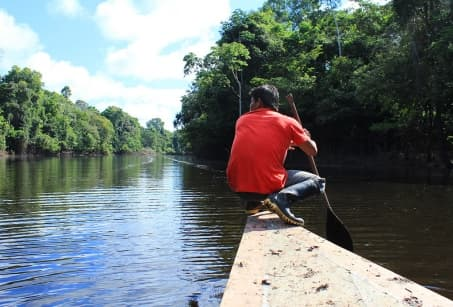 Au gré de l'Amazone jusqu'à Pacaya Samiria