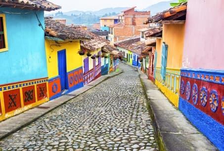 Colombie au coeur
