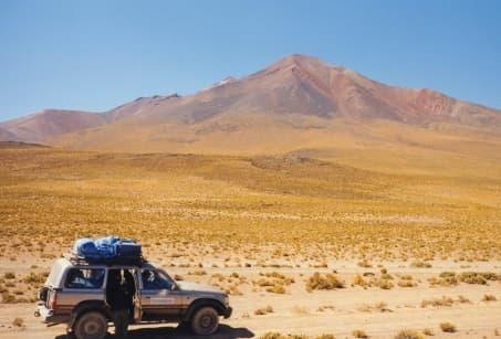 Traversée de la Bolivie baroque