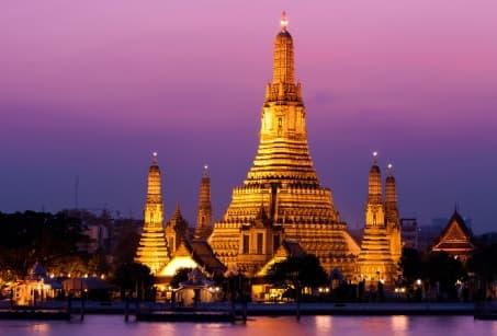 La Thaïlande en liberté