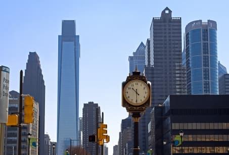 Berceau culturel : Washington et Philadelphie