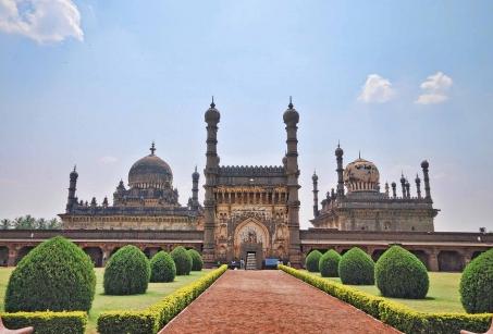 Inde du Sud : panorama à 360°