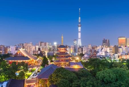 Escapade à Tokyo