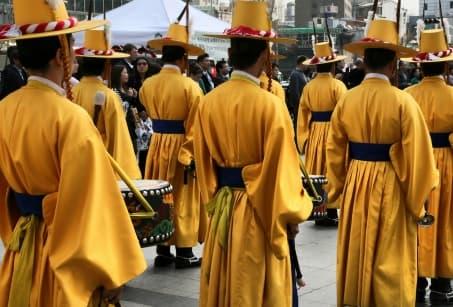 Du Nord au Sud, une histoire Coréenne