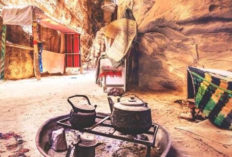 Aventure en terre bédouine