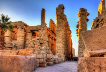Egypte Antique : du Caire à Abou Simbel
