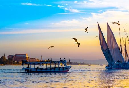 Croisière de charme : le Nil en Dahabeya