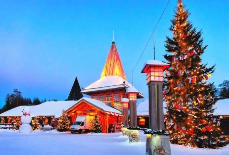 Un Noël en Laponie