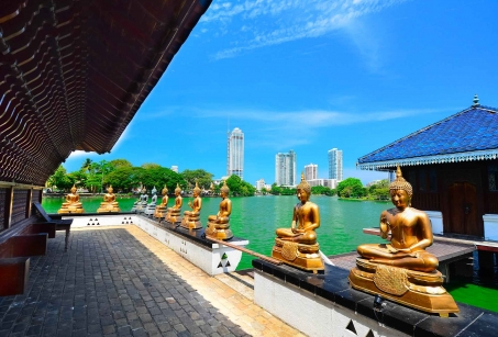 Sri Lanka, d'est en ouest