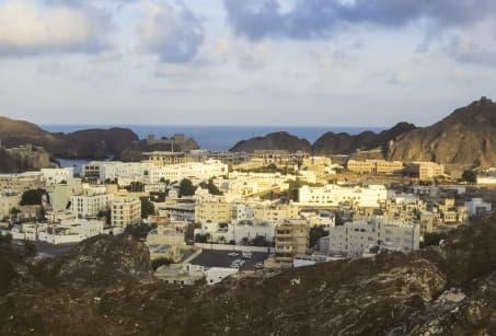 A la découverte d'Oman