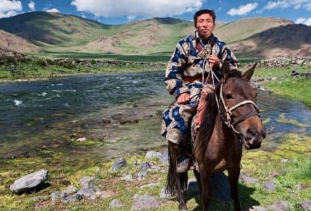 La Mongolie des Hommes