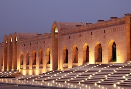 Couleurs d'Arabie, des Emirats à Oman