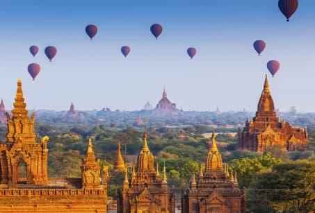 Coup de foudre de Mandalay à Moulmein