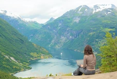 De Monts et de Fjords, Toute la Norvège