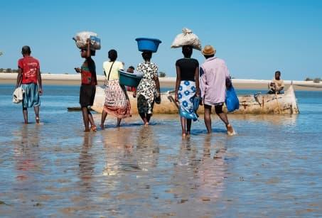 Du Menabe authentique au canal de Mozambique