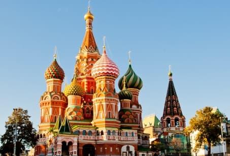 Extension : City break à Moscou !