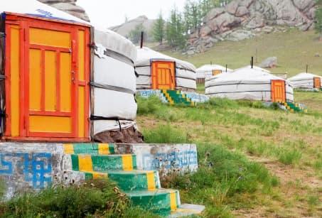 Extension : La Mongolie, sur les traces des nomades