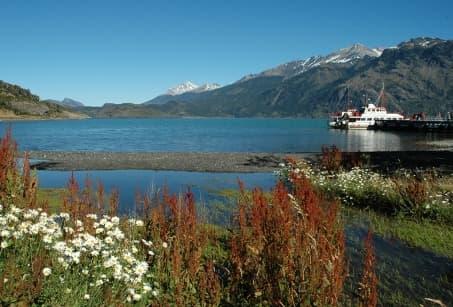 Glaciers de Patagonie en liberté