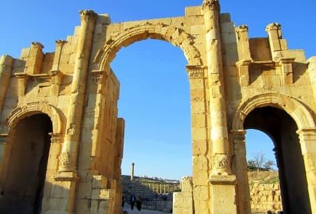 La Jordanie du Nord au Sud